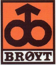 Bröyt logo