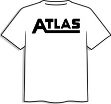 "T-shirt ""Atlas"""