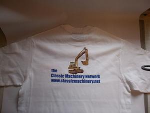 """T-shirt """"CMN"""""""