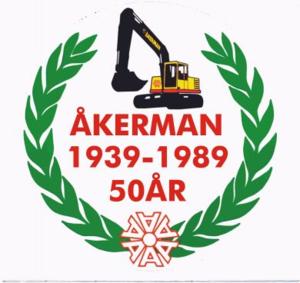 Åkerman 50 år